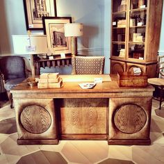 William Yeoward collected... presented at High Point Fall Market 2013 at Jonathan Charles Showroom... A lovely group of people with love for antique furniture... #williamyeoward #jonathancharles #hpmkt