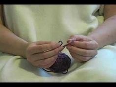 finger knitting tutorial for getting kids started