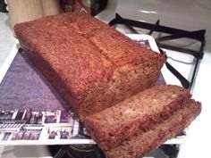 Cheerwine Banana Bread