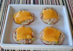 Apple Tuna Melts | Make the Best of Everything