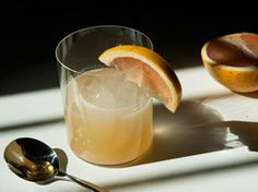 Blushing Betty Cocktail | Serious Eats : Recipes