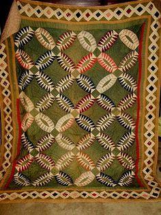 "Antique Quilt Very unusal Lots of Nice Colors 70""X84"" | eBay, samjo3"