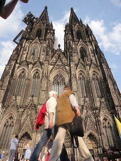 The Dom: Cologne, Germany