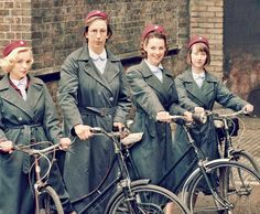 Call the Midwife, I love this show!