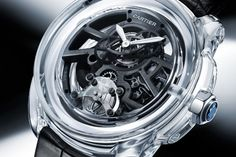 #Drool. Cartier ID Two Concept Watch