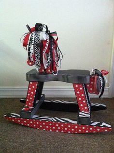 Cool rocking horse