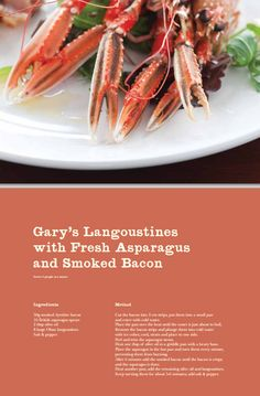Langoustine Recipes