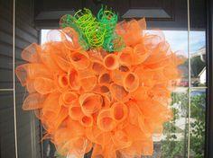 geo mesh pumpkin