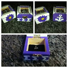 A box to hold your pin!