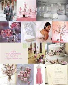 Pink and grey palette #pink, #blush, #Gray, #wedding