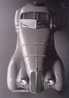 1936 BMW 328 Roadster
