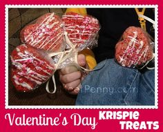 An inexpensive Valentine's Day gift idea. Very cute!