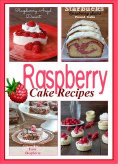 Raspberry Cake Recipes