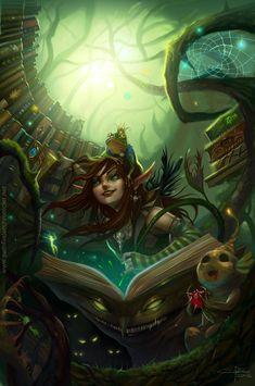 Deepwood Librarian