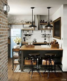 smeg kitchen idea