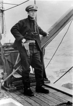 Farris Bryant performing sea duty during World War II. 1942-1945. State Archives of Florida, Florida Memory, http://floridamemory.com/items/show/128548.