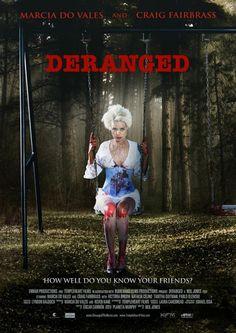 Tráiler de #Deranged, slasher del británico Neil Jones y con producción española.