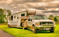 Handy Items to Keep in Your Horse Trailer