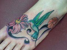 hummingbird tattoos - Google Search