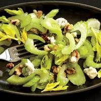 Celery Salad with Blue Cheese