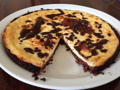 Paleo Cheesecake ~ Living Healthy with Chocolate