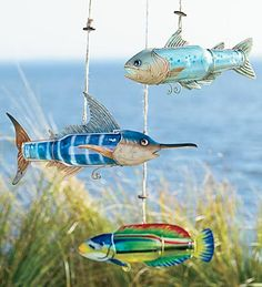 Recycled Bottle Fish