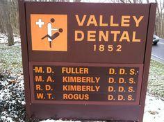 quite a dentist