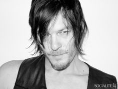 Norman Reedus By Terry Richardson. Wow