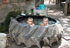 HOMEMADE POOL  - Best funny, pics, humor, jokes, hilarious, quotes