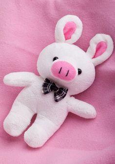 El chancho conejo....yo tengo uno!!  De mi dorama koreano favorito :)