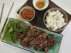 bbq kalbi, korean food, korean bbq