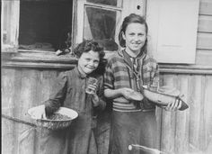 """""""Approximately 10,000 children and youth below the age of 20 moved into the ghetto in August, 1941. Within a few months almost half of them (4,400) had perished in the """"Great Action"""". In July 1942, pregnancy became illegal and punishable by death. The """"Children's Action"""" took place in March 1944. During the two-day action German troops and Ukrainian auxiliaries rounded-up the remaining children below the age of 12. The 1300 victims were either shot at the Ninth Fort or deported."""