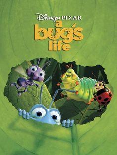 film, disney movies, kevin spacey, life 1998, a bugs life, pixar movi, favorit movi, bug life, life bluray