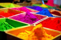 Powdered Color Chalk