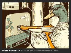 8-BIT Vendetta #duckhunt