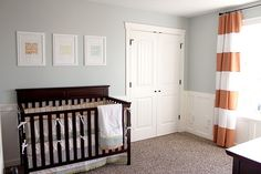 Baby room colors & decor ideas (btw, I love the whole house too, so check out the other rooms!)