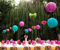 Aliyah In Wonderland Party