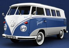 Perfect Classic Volkswagen Bus