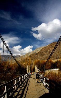 khaplu, pakistan...Such diverse landscapes...amazing!