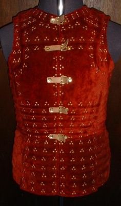 Bridgandine armor patterns.  @Kress Lochridge - whole lotta riveting goin' on