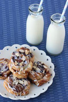 Glorious Treats » Blueberry Cheesecake Danish