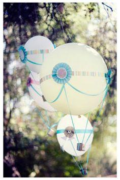 like hot air balloons