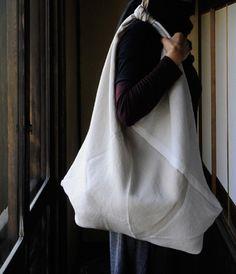 つの袋  Analogue Life - sac en chanvre