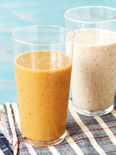 Step away from the vending machine! This smoothie will cure your 4 p.m. snack attack.