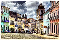 Pelourinho - Salvador - Brazil
