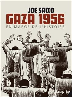 Gaza 1956 / Joe Sacco / Futuropolis.
