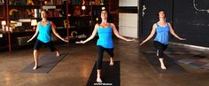 If the seasonal transition to shorter, cooler days is bringing you down, lighten up with a little yoga. This 10-minute flow will make you smile, laugh, and then smile some more! Mandy Ingber's yoga for happiness will help you open up the heart,