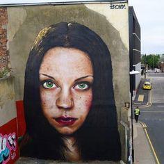 IRONY   upload street art