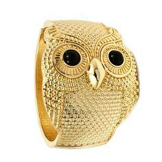 Owl bangle!