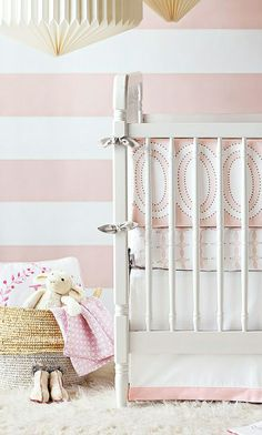 nurseri, threepiec crib, crib set